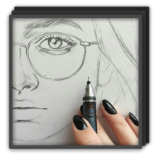 Face Drawing Step By Step Apps On Google Play