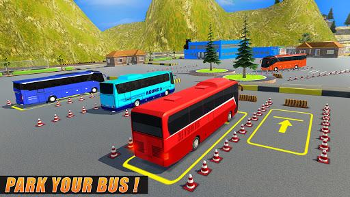 Modern Bus Drive Parking 3D Games - Bus Games 2021 1.2 Screenshots 5