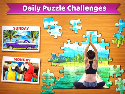 Jigsaw Puzzles Pro ud83eudde9 - Free Jigsaw Puzzle Games  screenshots 9