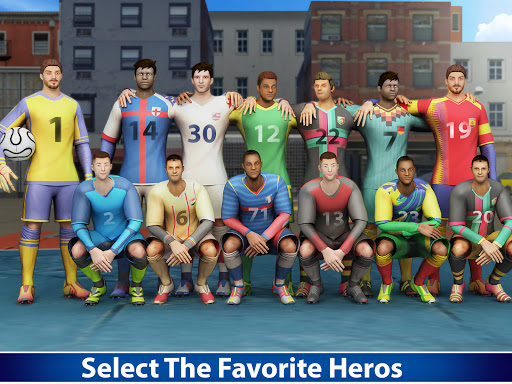 Street Soccer Games: Offline Mini Football Games 3.0 Screenshots 20