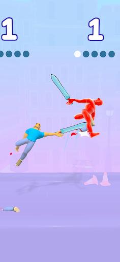 Sword Flip Duel  screenshots 1