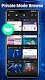 screenshot of Web Browser & Explorer