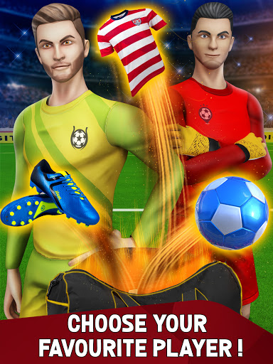 Football Kicks Strike Score: Soccer Games Hero  screenshots 9