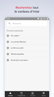 France Inter - radio, podcasts, actu  Screenshots 5
