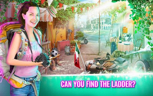 city adventures hidden object games - seek & find screenshot 1