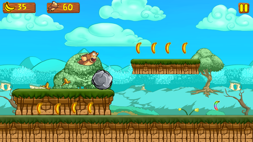 Banana King Kong - Super Jungle Adventure Run 3.1 screenshots 4