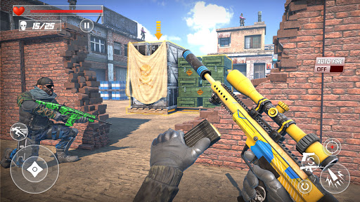 Anti Terrorist Shooting Squad: Shooting Games 2021 2.7 screenshots 7