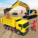 New Heavy Excavator Construction Simulator Games