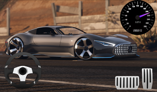 Drive Mercedes Benz Vision Parking 11.1 screenshots 2