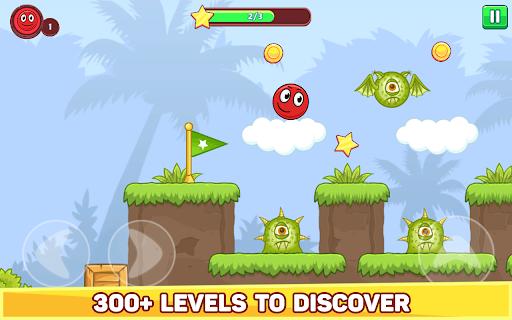 Bounce Ball 5 - Jump Ball Hero Adventure 3.9 Screenshots 16