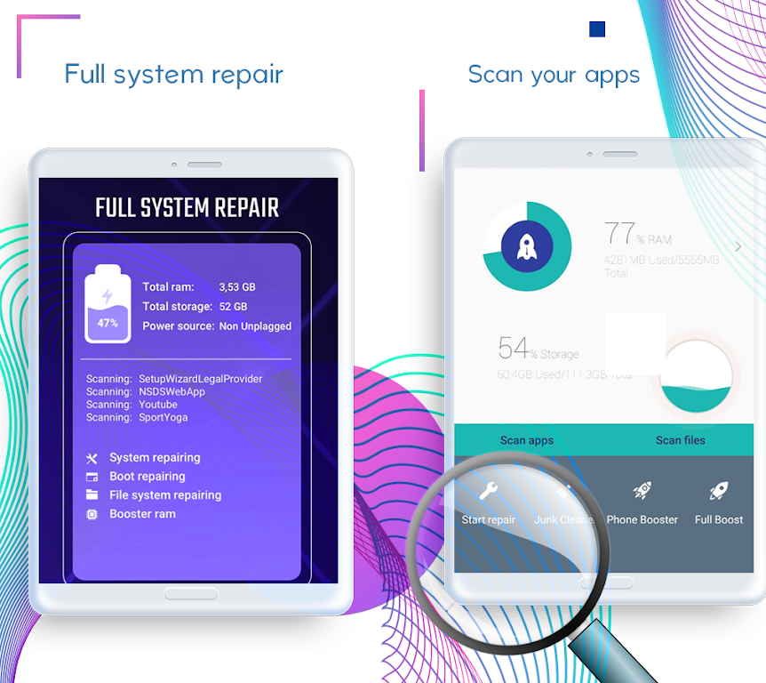 Repair System for Android Operating System Problem  poster 12