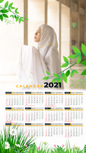 Frame Calendar 2021  Screenshots 4