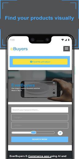 visual search for amazon ebay walmart aliexpress screenshot 1