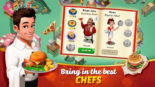 Tasty Town Cooking Restaurant Game – Mod APK Download 5
