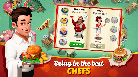 Tasty Town - Cooking & Restaurant Game 🍔🍟 Unlimited Money