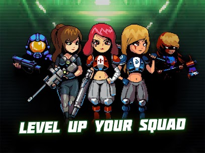 Dead Shell: Roguelike RPG Mod Apk 1.2.8571 (Unlimited Gold Coins/DNAs) 5