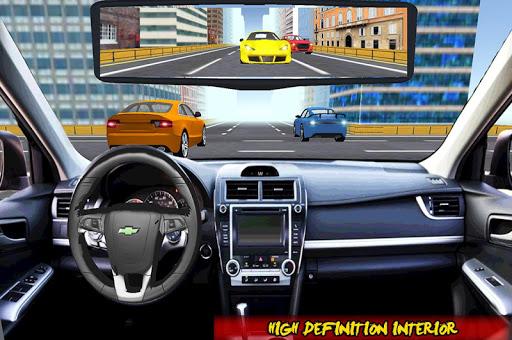 Racing In Car Traffic Drive 1.4 screenshots 1