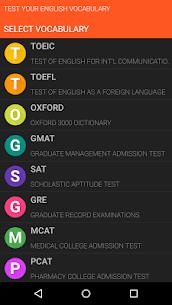 Test Your English Vocabulary MOD APK 2