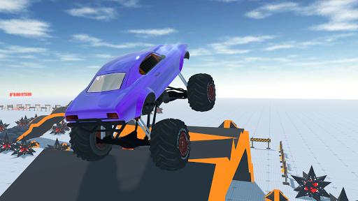 Pilote d'essai: style tout-terrain  APK MOD (Astuce) screenshots 2