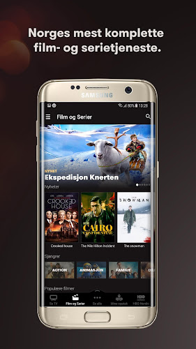 Altibox App Samsung