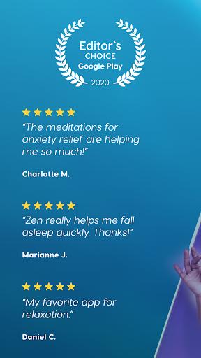 Zen: Relax, Meditate & Sleep 4.1.023 Screenshots 5