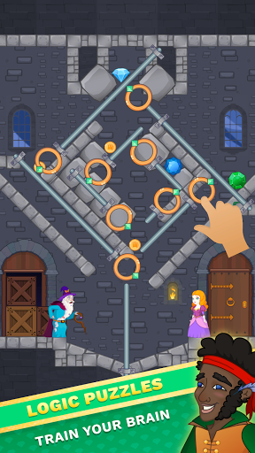 How To Loot: Pull The Pin & Rescue Princess Puzzle  Screenshots 1