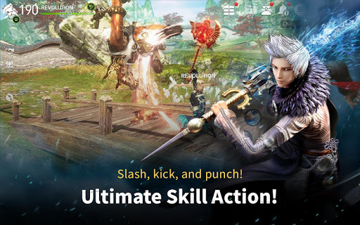 Blade&Soul Revolution goodtube screenshots 11