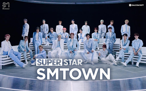 SuperStar SMTOWN 3.1.4 screenshots 13