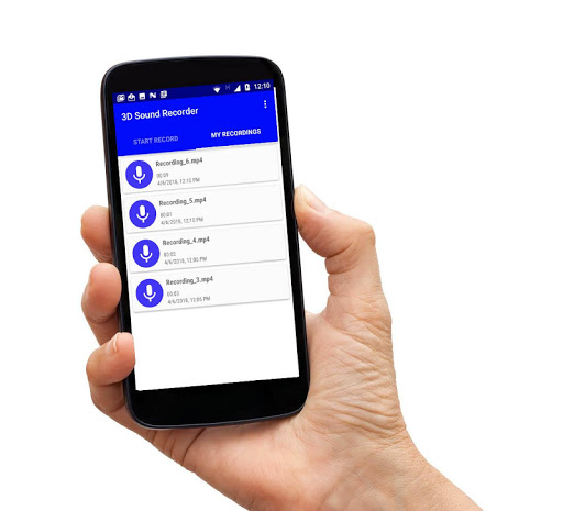 NFC Recording (One Tap) screenshots 2