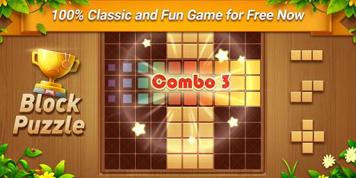 Wood Block Puzzle - Free Classic Block Puzzle Game 1.13.0 screenshots 8