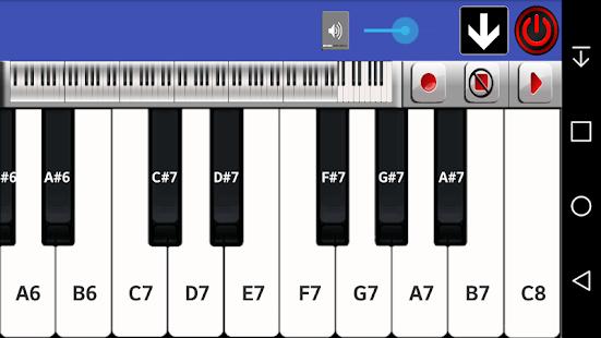 Piano 2.0.28 APK screenshots 16