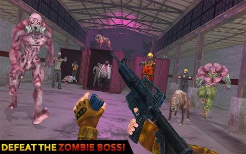Mad Zombie Frontier 2: DEAD TARGET Zombie Games 2