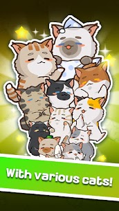 Merge Cat (MOD, Unlimited Money) 4
