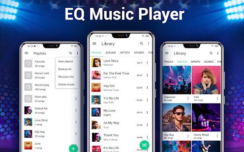 Music Player & Audio Player