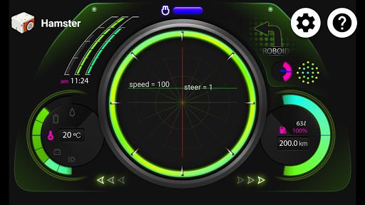 Remote Controller for ROBOID screenshots 1