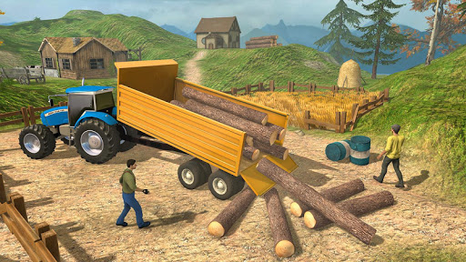 Farmland Simulator 3D: Tractor Farming Games 2020 1.13 screenshots 3