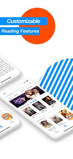 MoboReader - Webnovels, Books & Romance Stories apktram screenshots 7