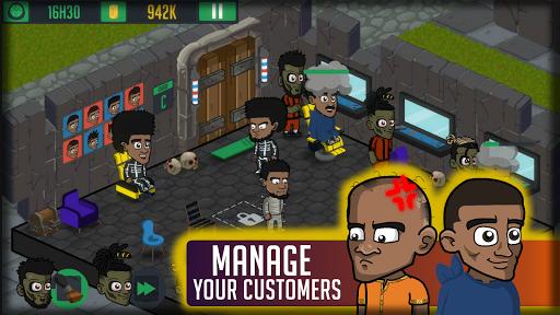 Barberhood - Barber shop Hair Cut Game  screenshots 4