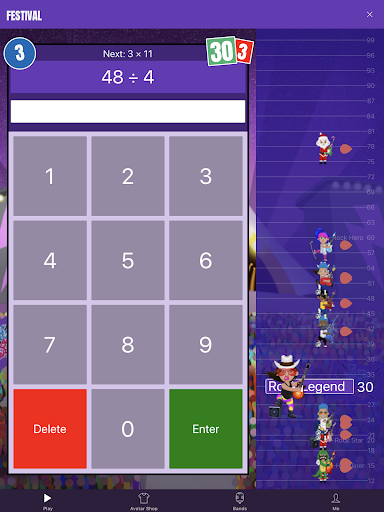 Times Tables Rock Stars apkpoly screenshots 5