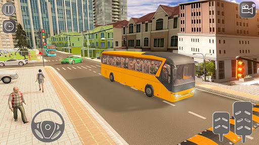 Bus Simulator: City Coach Bus driving - Bus Game screenshots 2