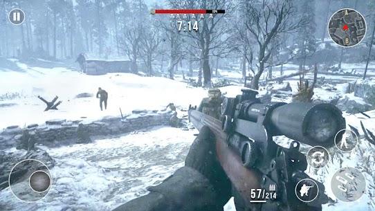 Call of Sniper Cold War: Special Ops Cover Strike Mod Apk (God Mode) 4