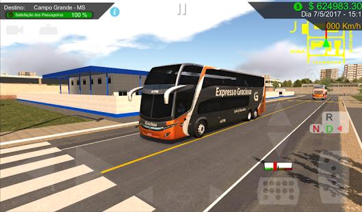 Heavy Bus Simulator 1.088 Screenshots 16