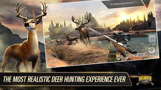 Download Deer Hunter Classic MOD APK [Unlimited Money/Ammo] 1
