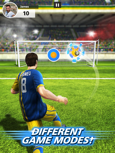 Football Strike - Multiplayer Soccer goodtube screenshots 9