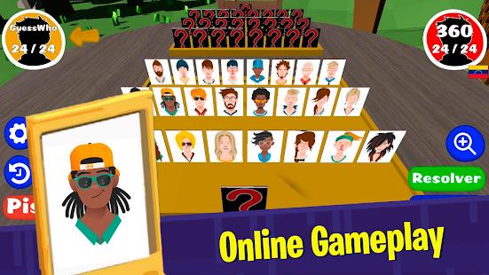 Guess who am I u2013 Who is my character? Board Games 5.4 Screenshots 1