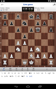 Chess - play, train & watch Screenshot