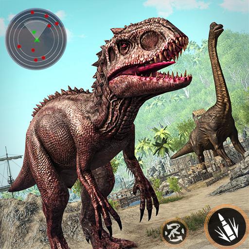 Dinosaur Games: Animal Hunting Games- Animal Games