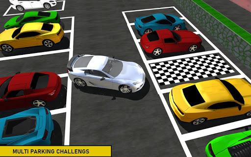 Car Driving parking perfect - car games  screenshots 8