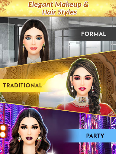 Indian Fashion Dressup Stylist  screenshots 24
