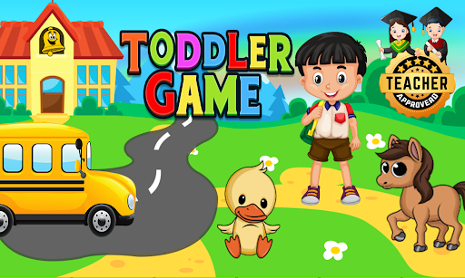 Toddler Learning Games for 2-5 Year Olds screenshots 1